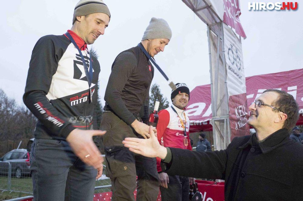 HÍRÖS.HU 2017.11.29. Kerékpár – Rendkívül sikeres volt a TPI Trade Cyclocross Magyar Kupa