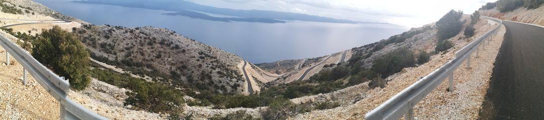 Kerékpáros túra Brac szigetén
