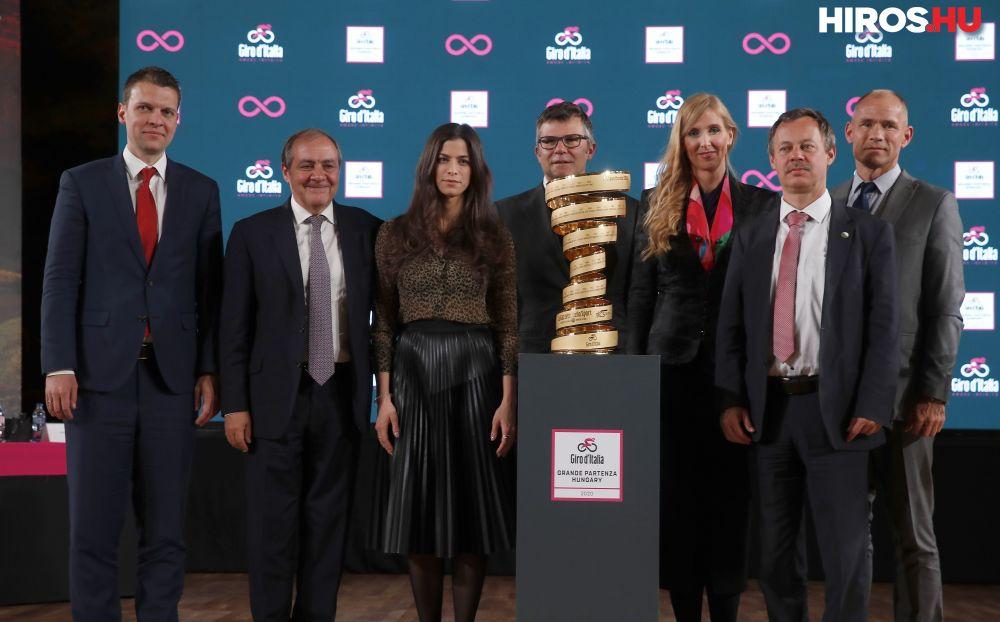 Giro d'Italia, Tour de Hongrie – Magyarország a világ kerékpársport térképén