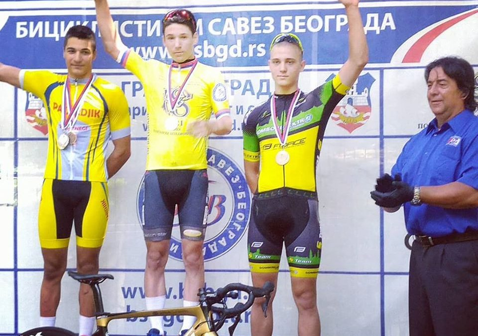 Egyedülálló kecskeméti kerékpáros sikerek Szerbiában!