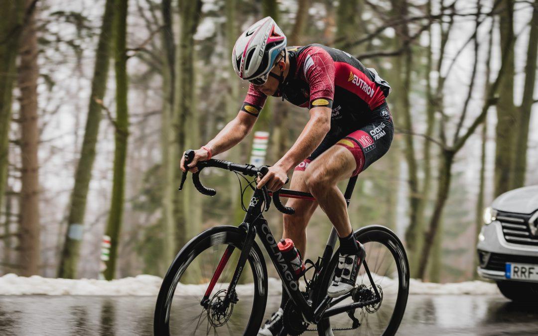 MKB Cycling Team: Hrenkó Norbert a Tour de Hongrien