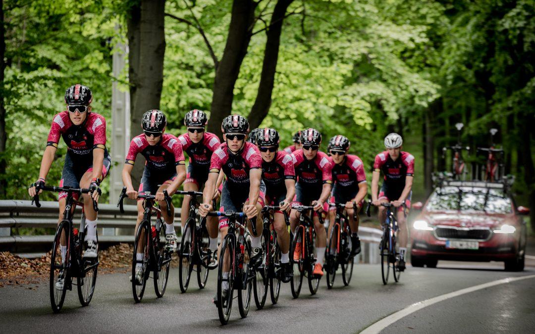 Visegrád 4 Kerékpárverseny – Újabb mérföldkő az MKB Cycling Team életében